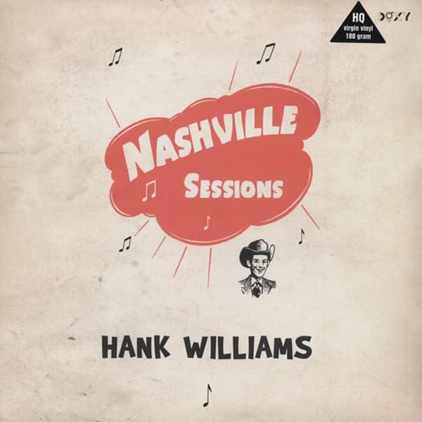 Nashville Sessions (2-LP180g)