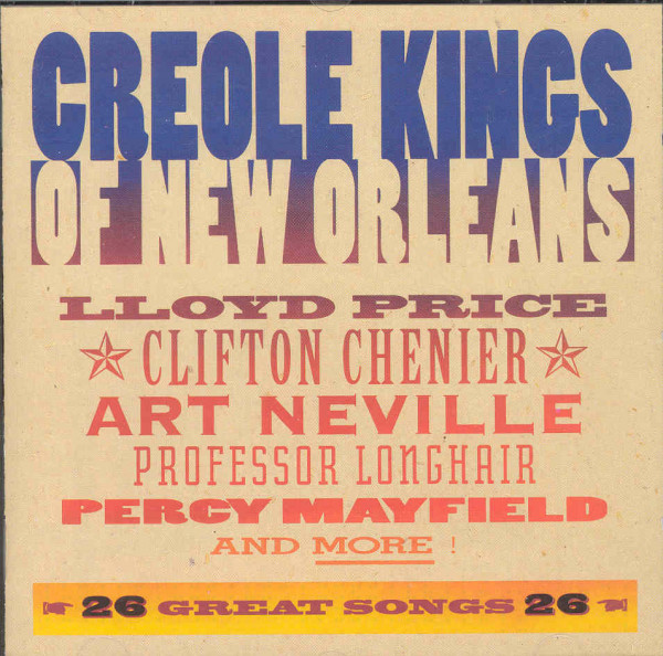 Va Creole Kings Of New Orleans