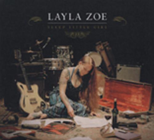 Zoe, Layla Sleep Little Girl