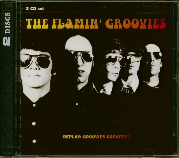 Replay - Groovies Greatest (2-CD)