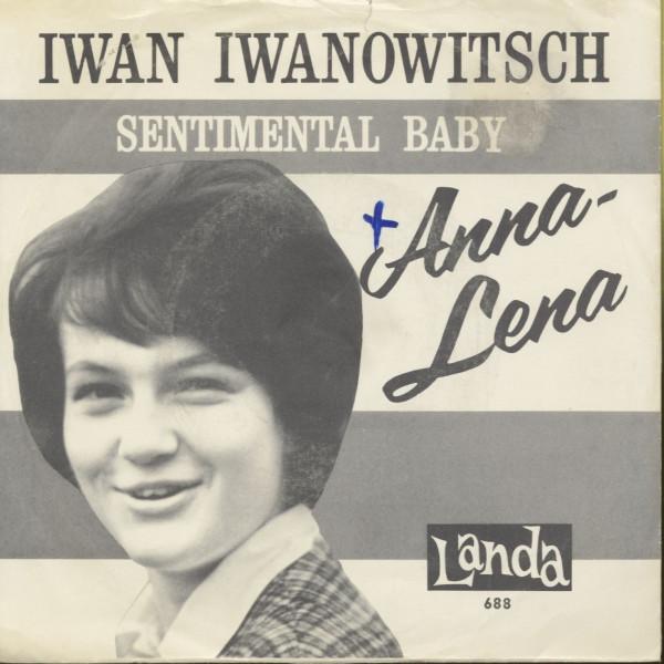 Iwan Iwanowitsch - Sentimental Baby (7inch, 45rpm, PS)