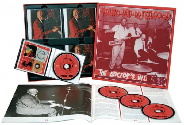 The Doctor's In! (4-CD Deluxe Box Set)