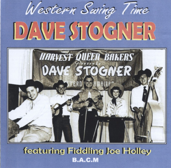 Stogner, Dave Western Swing Time