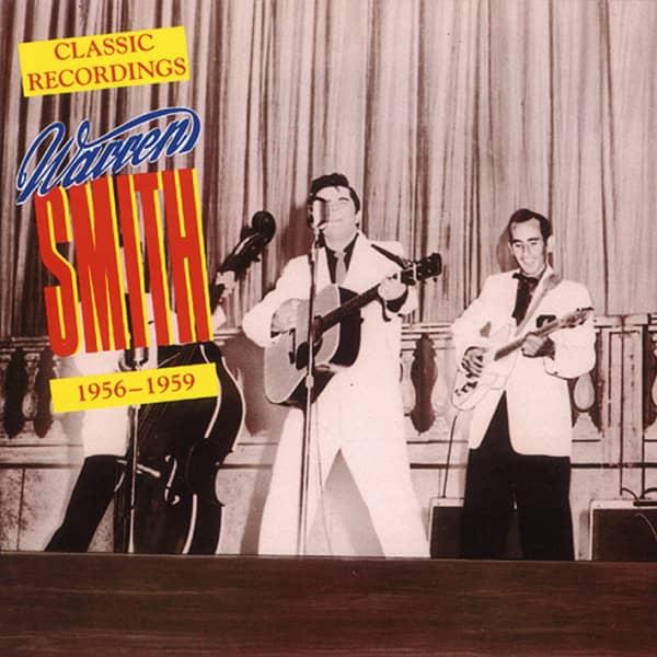 Classic Recordings 1956-1959 (CD)