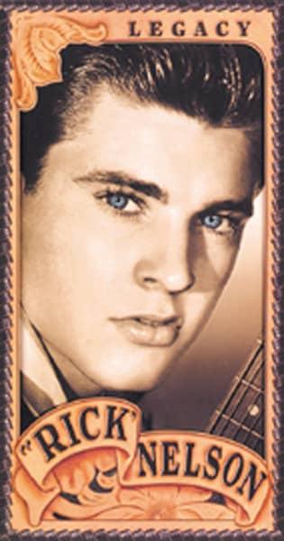Nelson, Ricky Legacy 4-CD (US)