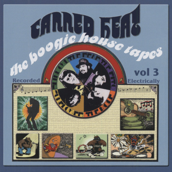 Canned Heat The Boogie House Tapes Vol.3 (2-CD)