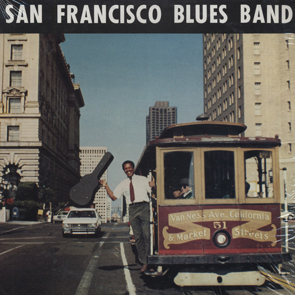 San Francisco Blues Band San Francisco Blues Band