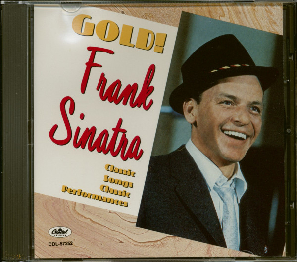Gold! Classic Songs, Classic Performances (CD)