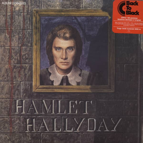 Hamlet Hallyday (1976) 2x180g Vinyl Limited