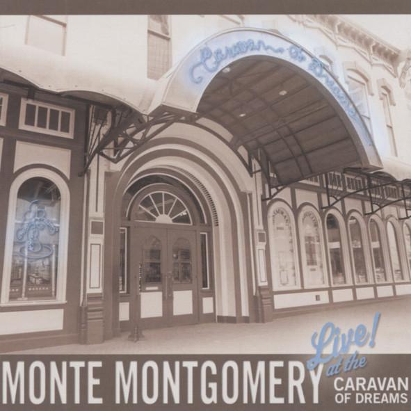 Montgomery, Monte Live At The Caravan Of Dreams (2-CD)