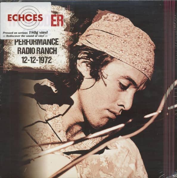 Acoustic Performance Radio Ranch 12-12-1972 (2-LP, 180g Vinyl)