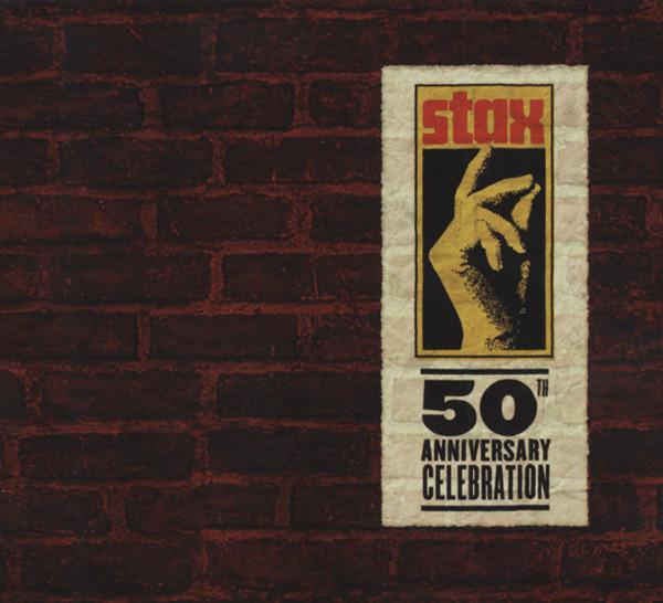 Va Stax 50th Anniversary Celebration (EU) 2-CD