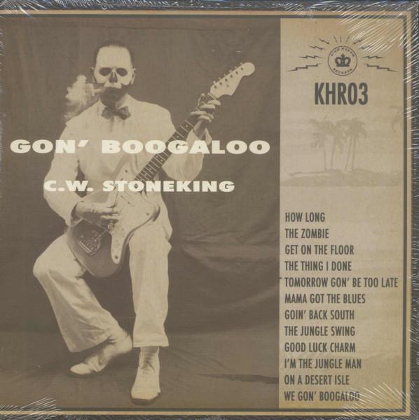 Gon' Boogaloo (LP)