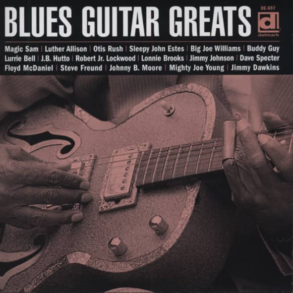 Va Blues Guitar Greats