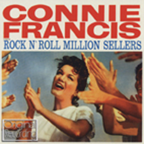 Francis, Connie Rock & Roll Million Sellers (1960)