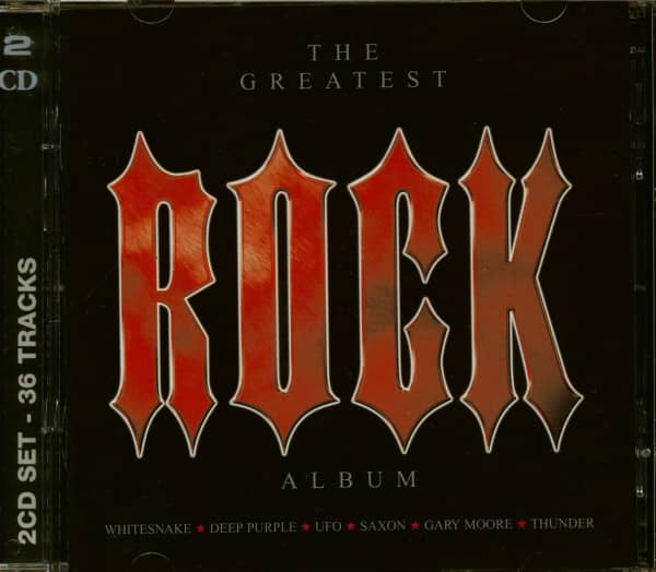 The Greatest Rock Album (2-CD)