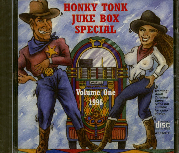 Honky Tonk Juke Box Special - Volume One 1996 (CD)