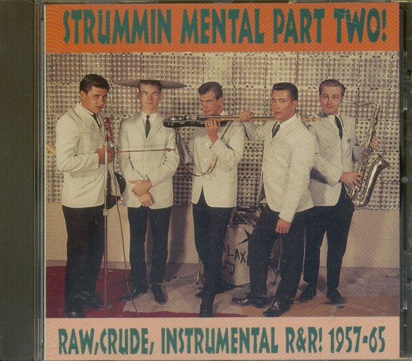 Vol.2, Strummin' Mental (CD)