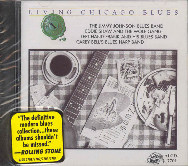 Va Living Chicago Blues Vol.1