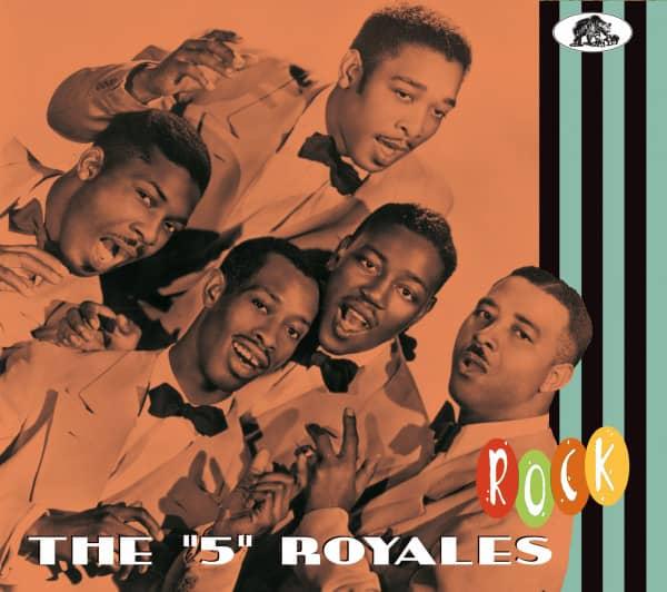 "The ""5"" Royales - Rock (CD)"