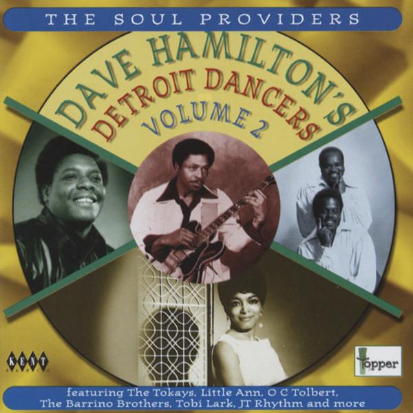 Va Vol.2, Dave Hamilton's Detroit Dancers