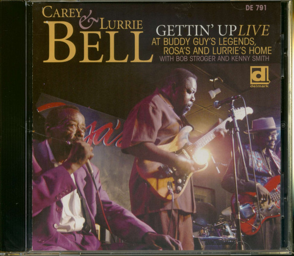 Bell, Carey & Lurrie Gettin' Up: Live At Buddy Guy's