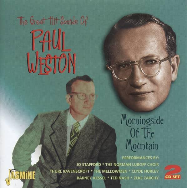 Weston, Paul The Great Hit Sounds Of Paul Weston (2-CD)