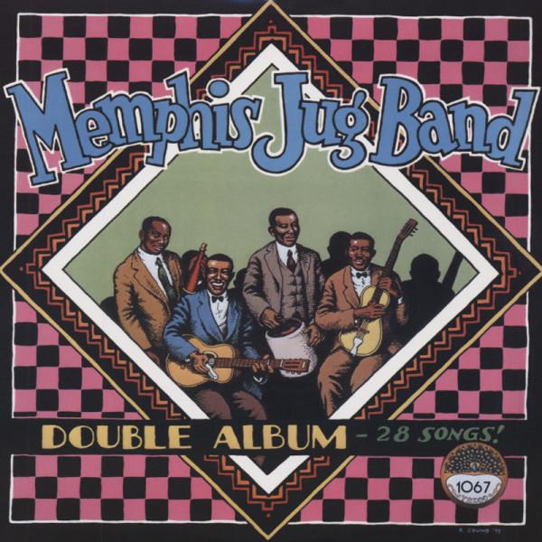 Memphis Jug Band Memphis Jug Band (2-LP)
