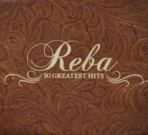 Mcentire, Reba 50 Greatest Hits (3-CD) Deluxe Slipcase