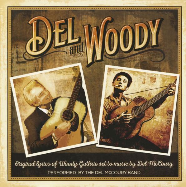 Del & Woody (LP)