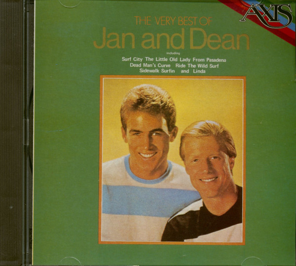 The Very Best Of Jan And Dean (CD)