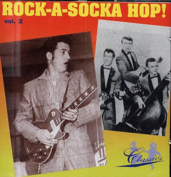 Rock-A-Socka Hop! Vol.2