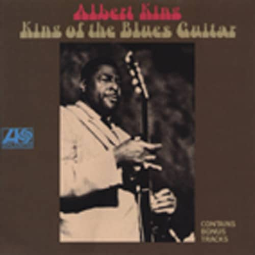 King, Albert King Of The Blues Guitar