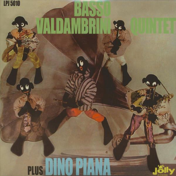 Basso Valdambrini Quintet Plus Dino Piana (LP)