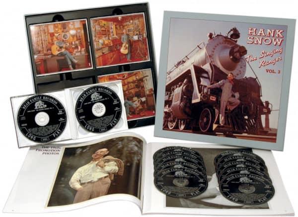 Singing Ranger Vol.3 (12-CD)