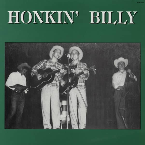 Va Honkin' Billy