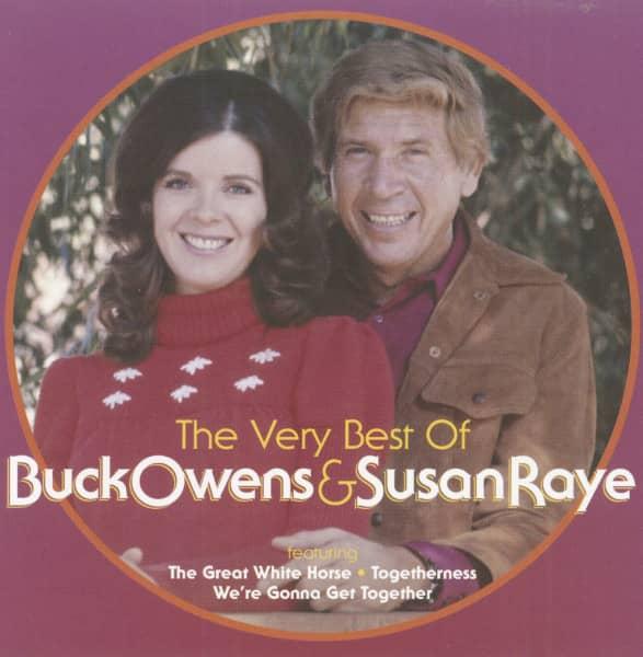 Owens, Buck & Susan Raye The Very Best Of