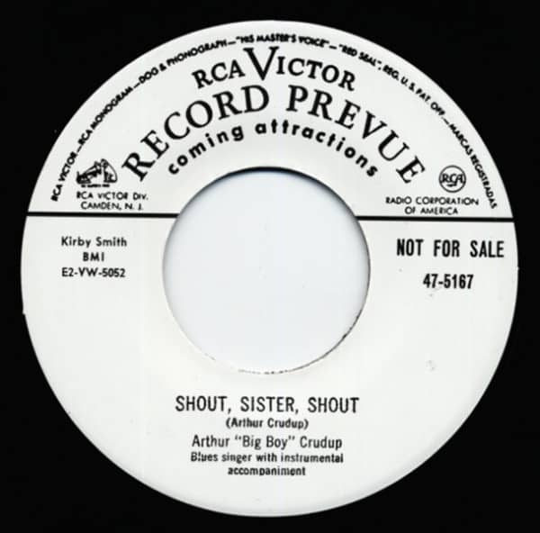 That's All Right - Shout, Sister, Shout 7inch, 45rpm