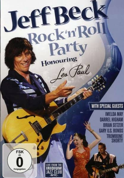Beck, Jeff & Guests Rock & Roll Party: Honoring Les Paul (Code 0)