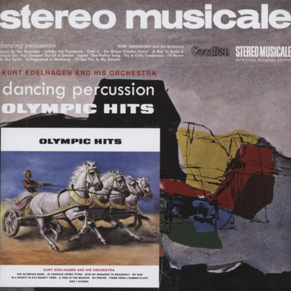 Dancing Percusion (1963) - Olympic Hits (1964)