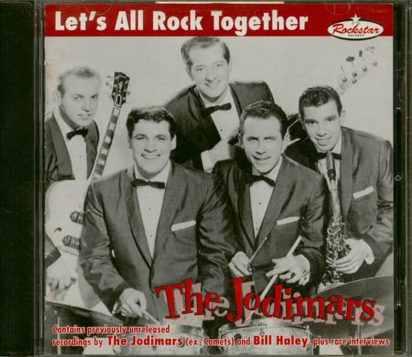 Let's All Rock Together (feat. Bill HALEY)