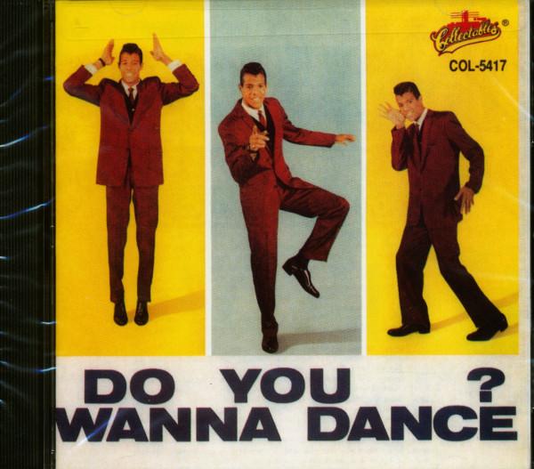 Do You Wanna Dance (CD)