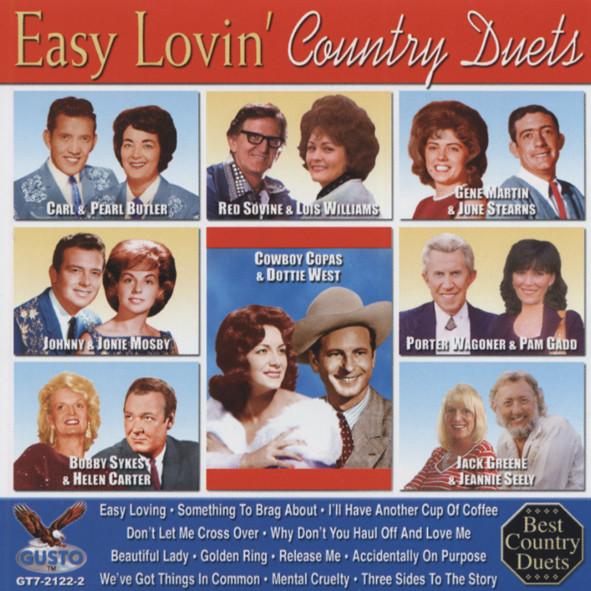 Va Easy Lovin' Country Duets