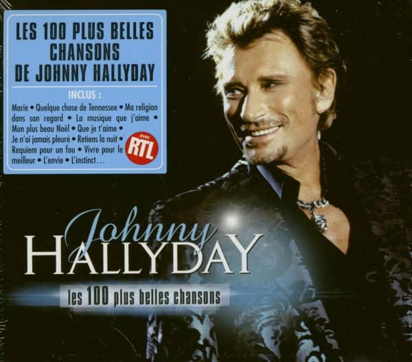 Les 100 plus belles chansons (5-CD)