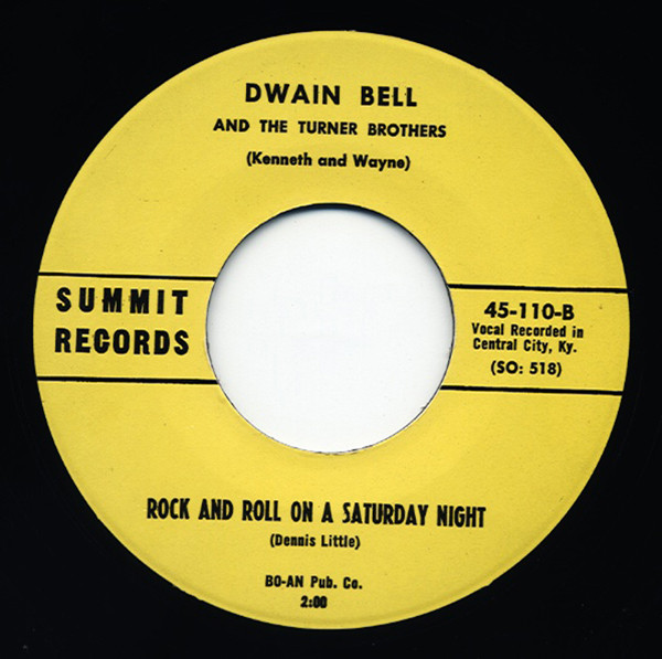 I'm Gonna Ride - Rock And Roll On A Saturday Night (7inch, 45rpm)