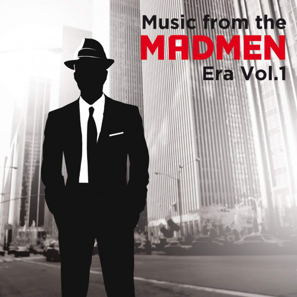 Music From The Madmen Era Vol.1 (2-LP, 180g Vinyl, Ltd.)