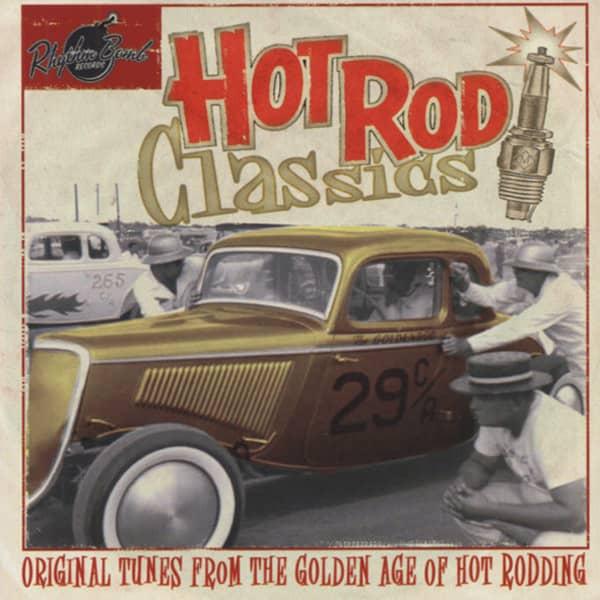 Va Hot Rodders Classics (1950s)