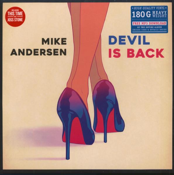 Devil Is Back (LP, 180g Vinyl)