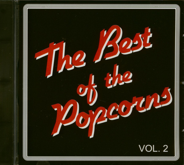 Best Of The Popcorns Vol.2 (CD)