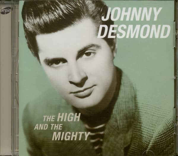 The High And The Mighty (CD)
